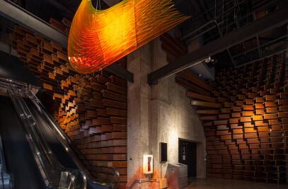 Nike Union Square Flagship Installation
