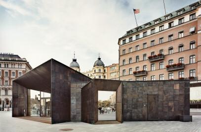 Strömkajen Ferry Terminals for Waxholmsbolaget and Strömma Kanalbolaget