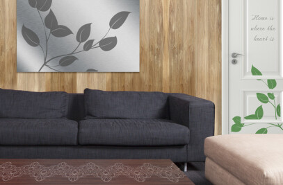 Personalised and customised interior design