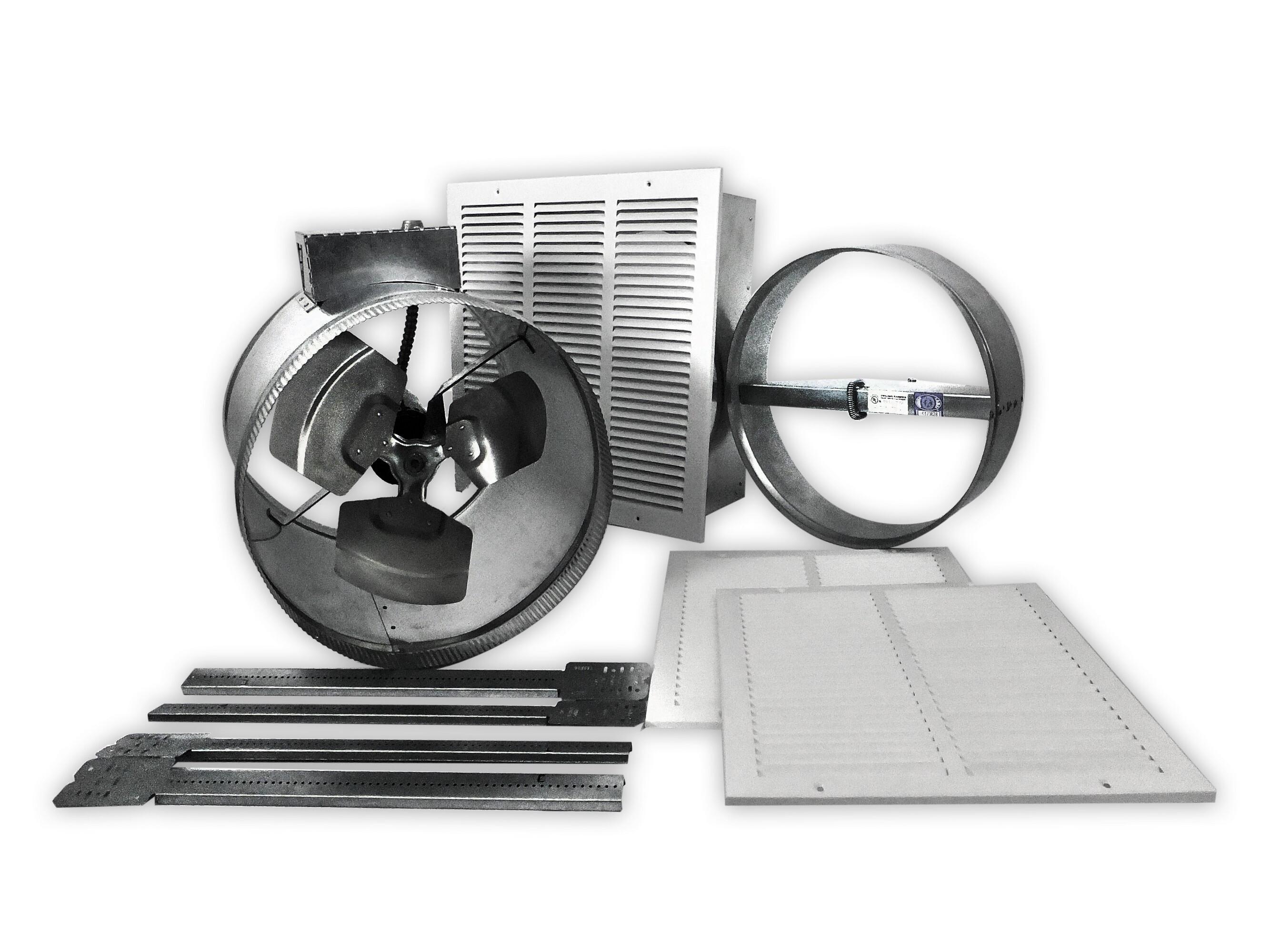 Cool Breeze Garage Cooling Fan