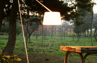 Loop Floor Lamp