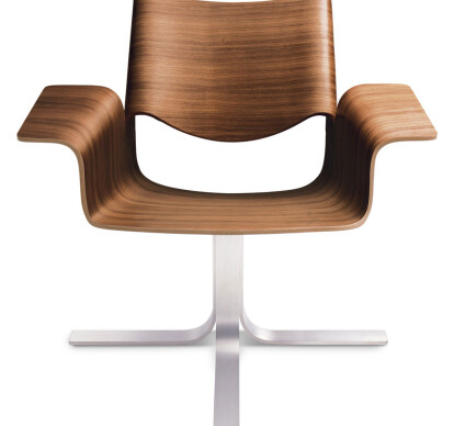 Butter Cup Modern Chair
