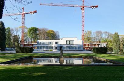Chapelle Musicale Reine Elisabeth extension