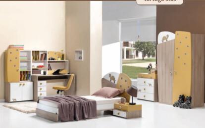 Rengarenk Kids&Young Furniture