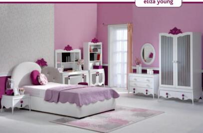 Young Room Eliza
