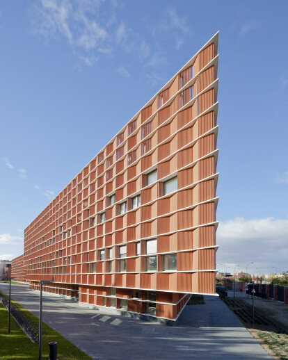 Building Carmen Martín Gaite