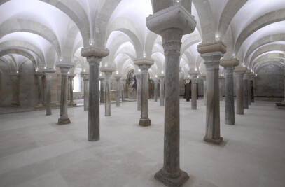 Crypt of Otranto's Cathedral