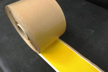 QuickSeam Yellow Safety Strip ™