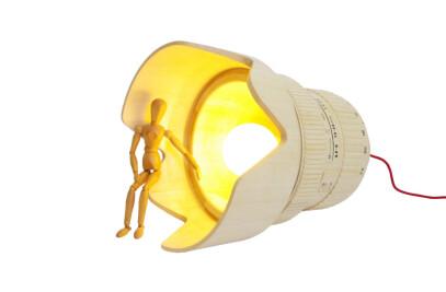 PAPARAZZI LAMP