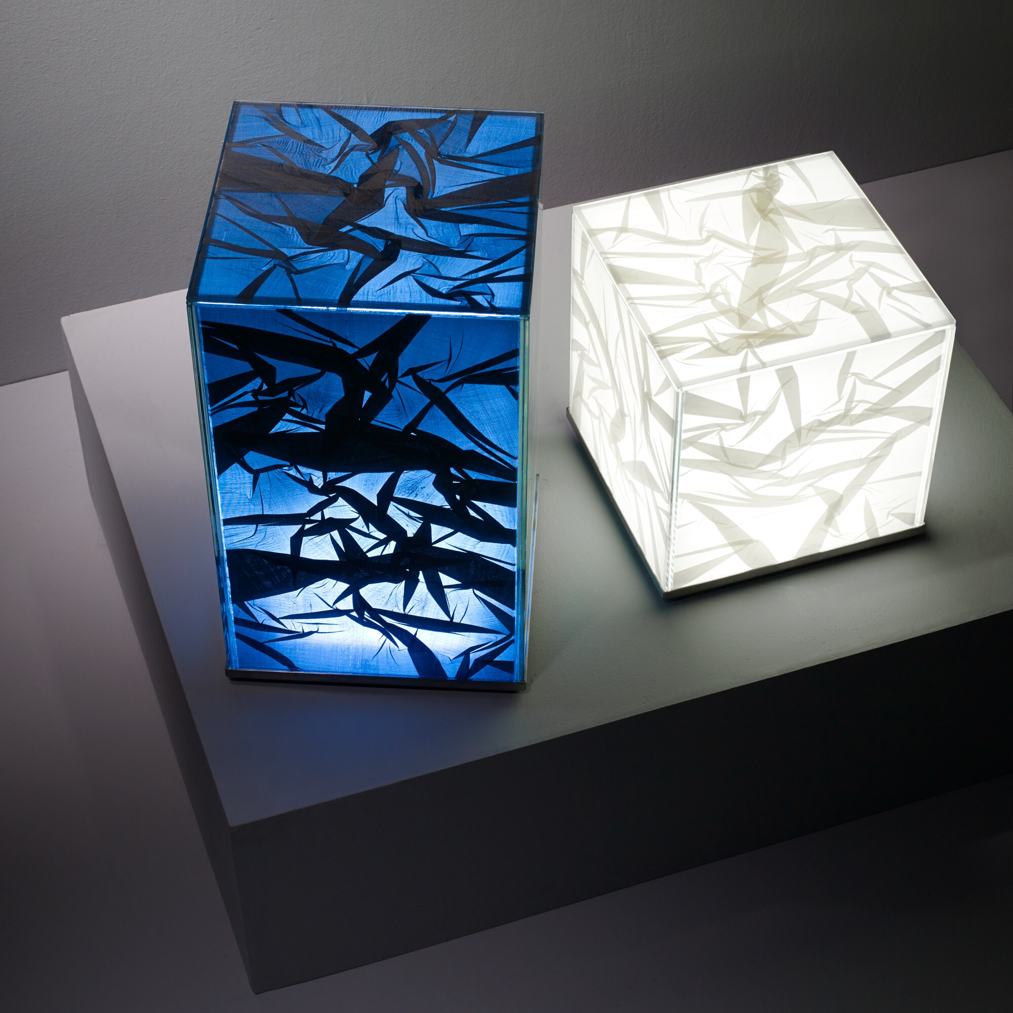 Serenity of the Danube Collection - Lamp Duo