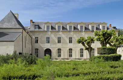 The Abbaye de Fontevraud