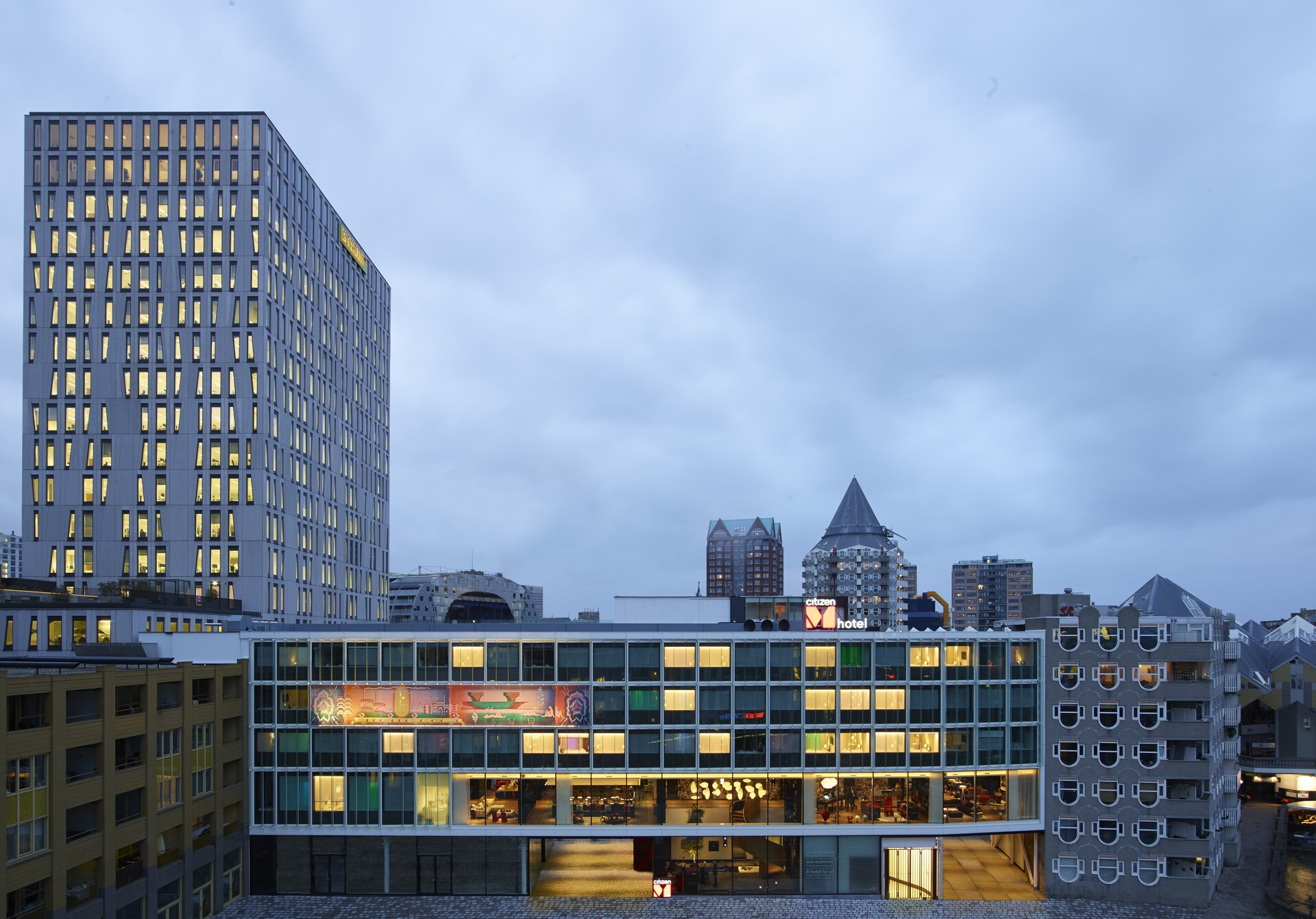 citizenM Hotel Rotterdam