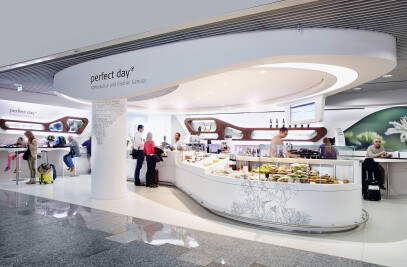 perfect day®- Deli at Frankfurt Airport