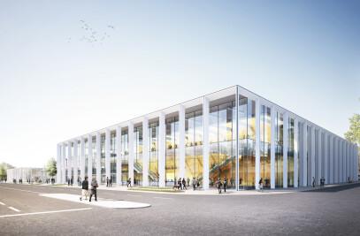 New Rhein-Main-Hallen