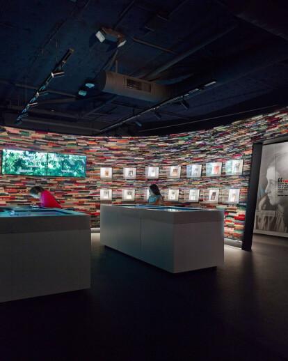 Museum of Tolerance, Anne Frank Exhibit