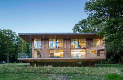 Red Bridge House - New Build House in East Sussex