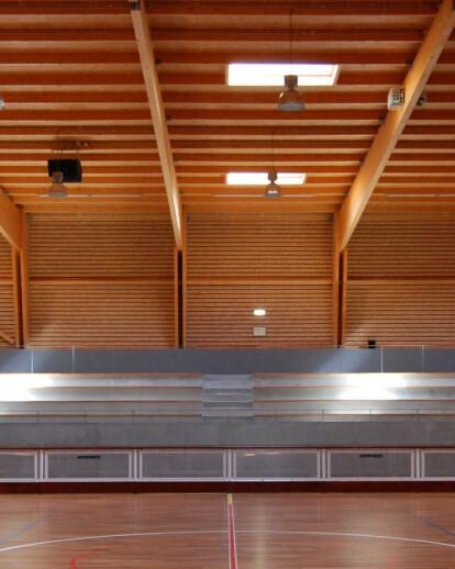 Maceda Sports Building