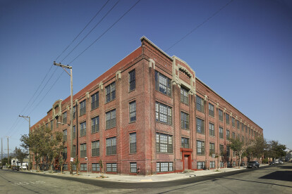 Exterior: Completed, 2014