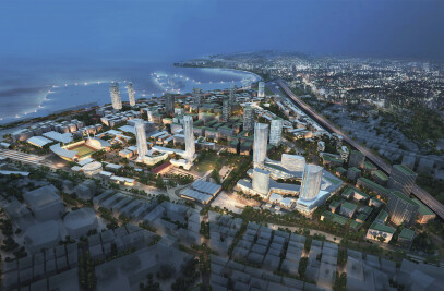 10 DESIGN | Urban Regeneration, Turkey