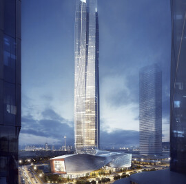Hengqin International Financial Center