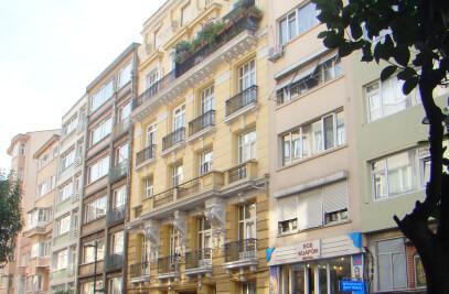 Apartment at Kurtulus