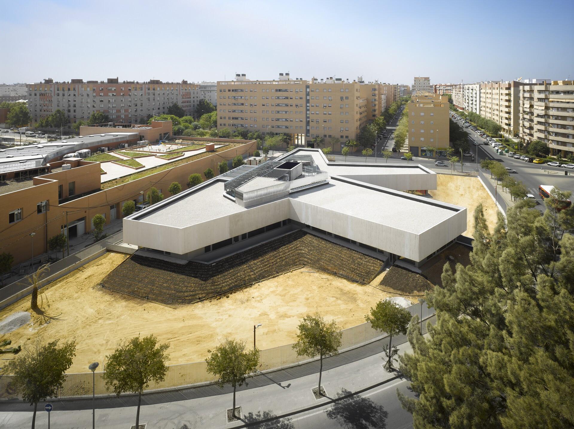 Police Station in Seville