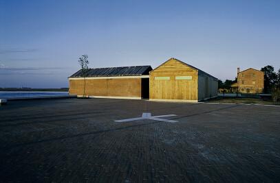 SANT'ERASMO ISLAND. LAGOON OF VENICE