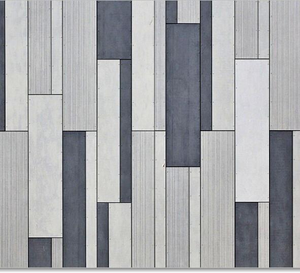 EQUITONE [linea] 3D facade panel