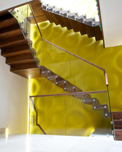 Malvern Place - Internal Staircase