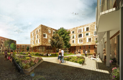 North West Cambridge Masterplan