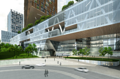 The Extension of The People's Hospital of Futian
