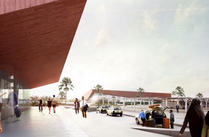 Marrakech Bus Station