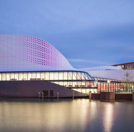 Theatre de Stoep in Spijkenisse