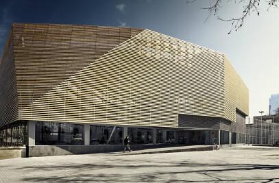 Ciutadella Park Sports Center
