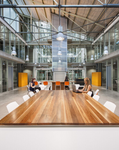 Sustainable Industries Education Centre - Tonsley Tafe