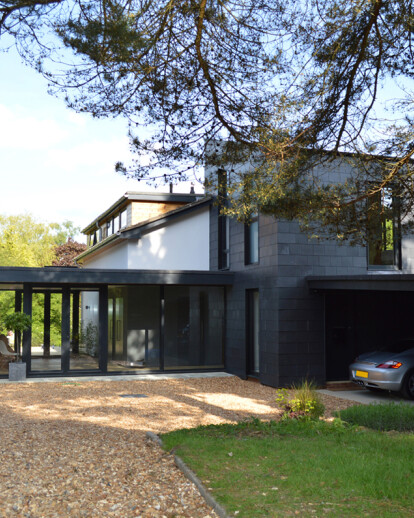 Transforming a 1960s Home in Haslemere, Surrey