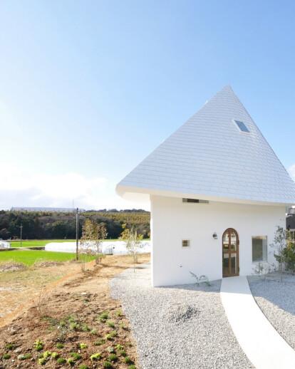 Swelled house