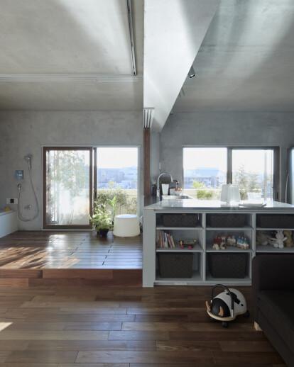 Bath Kitchen House