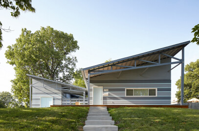 Heartland Habitat for Humanity Prototype Housing