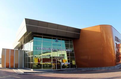 Kayseri OSB Industrial Design Center