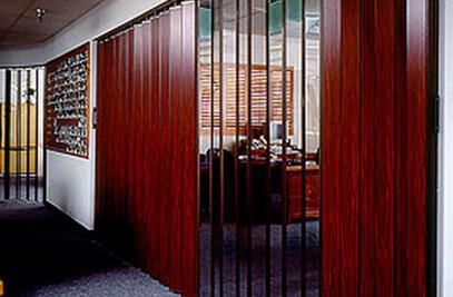 Woodfold Custom Accordion Door