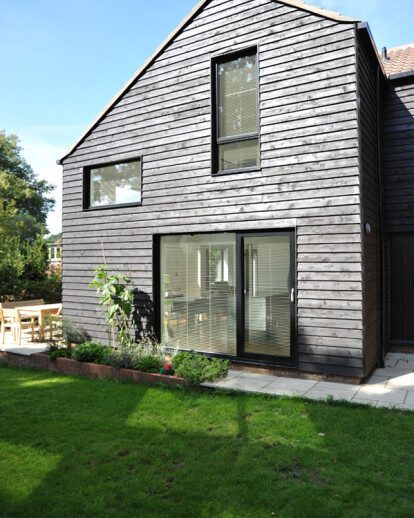 Extension and Refurbishment of 1960's home, Fernhurst, West Sussex - by ArchitectureLIVE