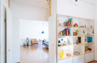 Subtle Modernization of 1950´s Apartment in São Paulo
