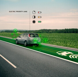 Smart Highway - Interactive roads of the future