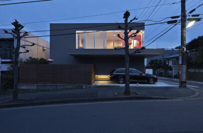 House in Ebina