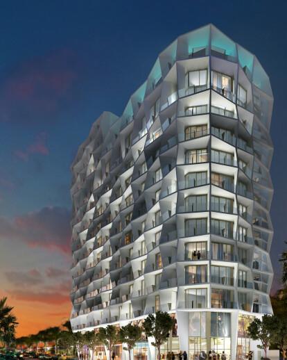 Miami Design District Tower