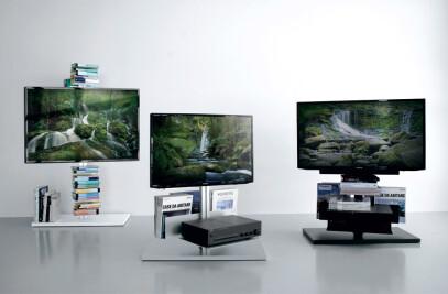SYSTEM swivel tv column