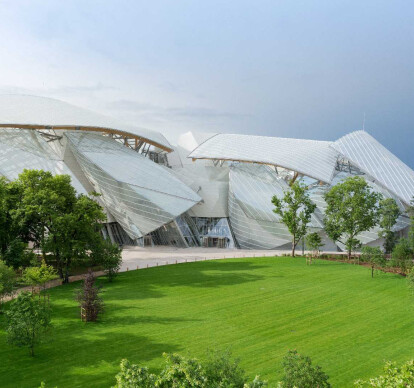 Foundation Louis Vuitton Museum