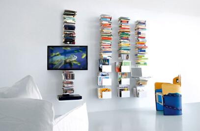 Column Bookcases