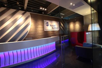 Oficinas Corporativas Russell Bedford